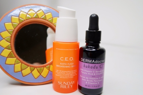 Levitate Beauty Sunday Riley ceo derma Doctor Kakadu c